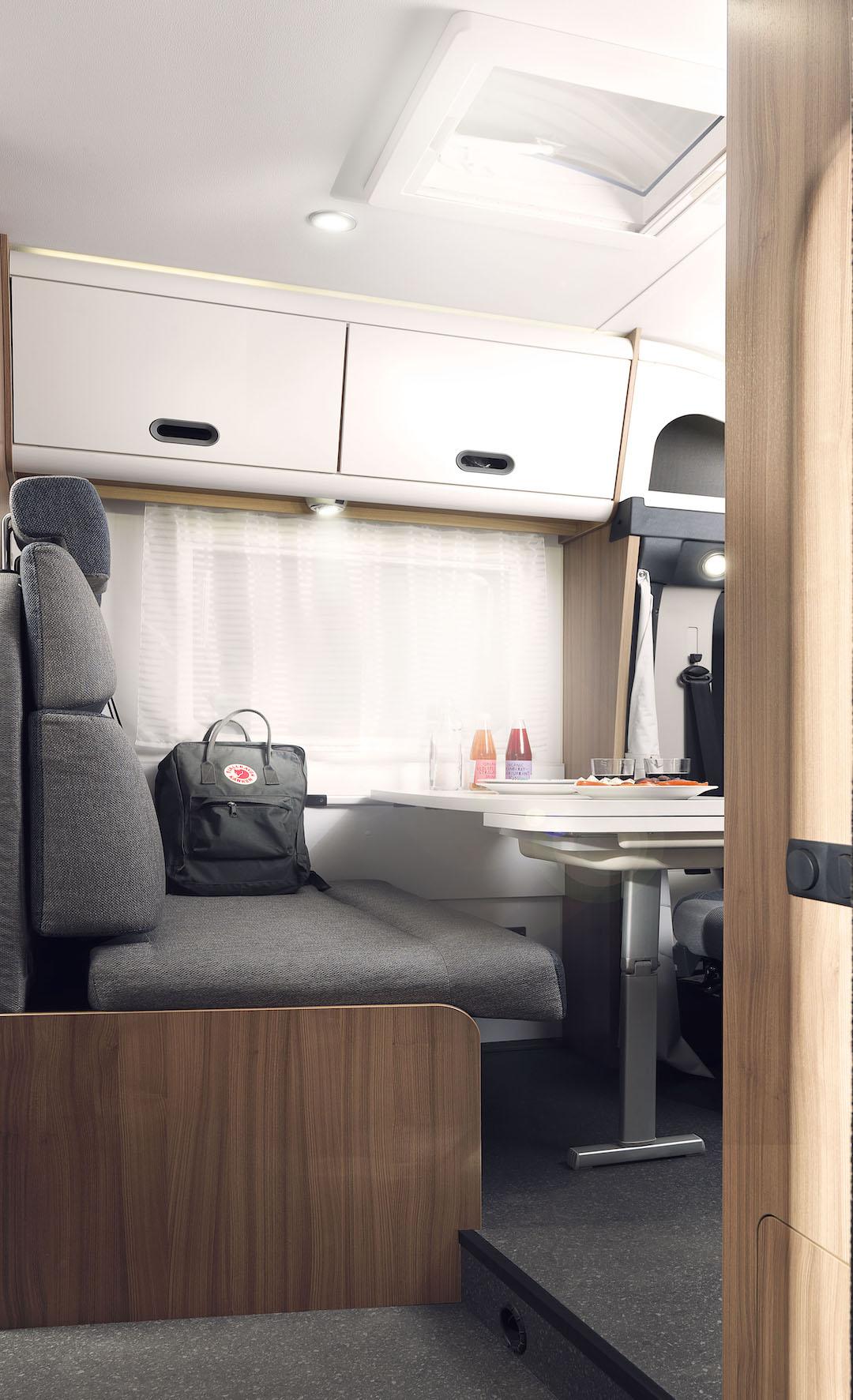Sitzbereich Wohnmobil